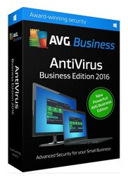 AVG Anti-Virus Business Edition 2016 EDU 1PC (1rok) SALES NUMBER email