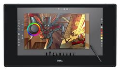"DELL Canvas KV2718D/ Pen&Dial Totem/27"" QHD Touch/Stand/3Y PS NBD"