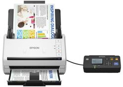 Epson WorkForce DS-530N/ A4/ 600dpi/ ADF/ USB