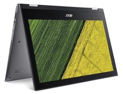 """Acer Spin 1 (SP111-32N-P6V8)  Pentium N4200/4GB/64GB/11,6"""" Multitouch FHD IPS LCD/HD Graphics/W10 Home"""
