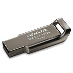 ADATA DashDrive Durable UV131 32GB / USB 3.0 / šedá