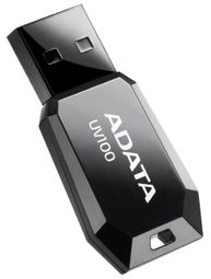 ADATA DashDrive Value UV100 32GB / USB 2.0 / černá