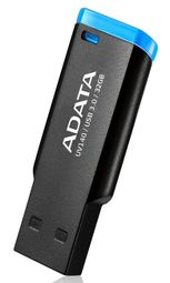 ADATA DashDrive Value UV140 32GB / USB 3.0 / černo-modrá