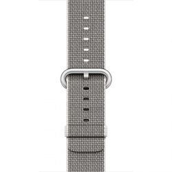 Apple Watch 38mm Pearl Woven Nylon Band MM9T2ZM/A