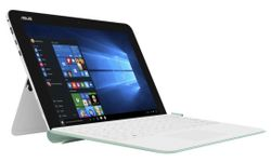 "ASUS T102HA-GR044T/ 2in1/ 10,1""/ WXGA IPS Touch/ x5-Z8350/ 4GB DDR3/ 64GB EMMC/ Intel HD Gen8/ W10 Home/ White/ Green"