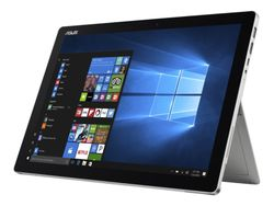 "ASUS Tablet T304UA-BC003R/12,6"" 2160x1440 glare IPS Touch/i5-7200U/8GB/256GB SSD SATA3 SSD/Intel HD Graphics/W10P/Grey"