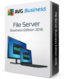 AVG File Server Edition 2016, 2PC (1rok) (SALES NUMBER) email