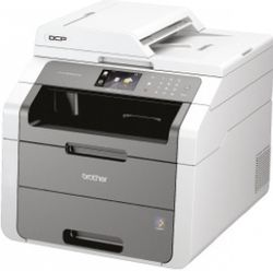 Brother DCP-9020CDW/ A4/ ADF/ Print/ Copy/ Scan/ Duplex/ Ethernet/ Wi-Fi/ USB