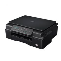 Brother DCP-J105/ A4/ GDI/ print/ scan/ copy/ USB/ Wi-Fi
