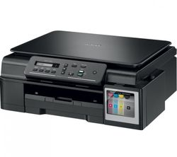 BROTHER inkoust DCP-T300/ A4/ 27ppm/ 64MB/ 6000x1200/ copy+scan+print/ USB/ ink tank system