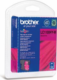 Brother LC-1100HYM - inkoust magenta