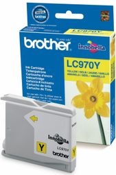 Brother LC-970Y - inkoust yellow LC970Y