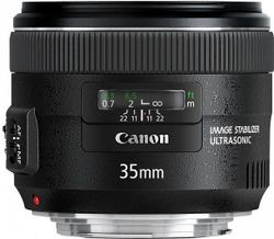 Canon EF 35mm F2.0 IS USM (5178B005)