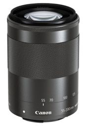 Canon EF-M 55-200mm f/4.5-6.3 IS STM, 9517B005