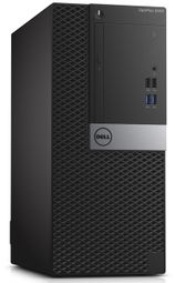 DELL OptiPlex 5050 MT/ i7-7700/ 8GB/ 1TB/ DVDRW/ W10Pro/ 3YNBD on-site