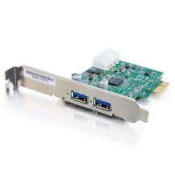 DELL PCI-E Card USB 3.0 SuperSpeed, 2 porty A6927552