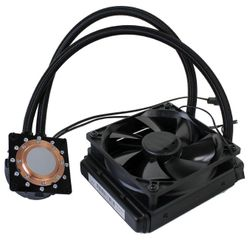EVGA HYBRID Waterblock Cooler (All in One) pre GTX 1080 Tí FE (400-HY-5388-B1)