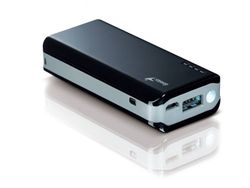 GENIUS power bank ECO-u622, 6 000 mAh black Samsung 39800011101
