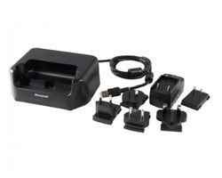 Honeywell EDA70  HomeBase Kit - includes Dock, Power Supply and Power Plugs for ROW EDA70-HB-R