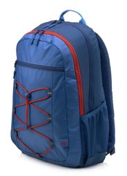 """HP 15,6"""" Active Backpack (Marine Blue/Coral Red) 1MR61AA#ABB"""