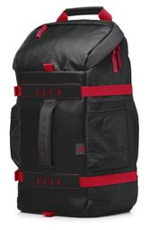 """HP 15,6"""" Odyssey Sport Backpack black/red (gaming) X0R83AA#ABB"""