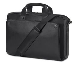"""HP 17,3"""" Executive Black Leather Top Load"""