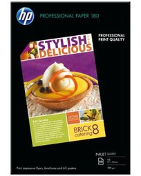 HP Professional Glossy Inkjet Paper, 50 listů/A3/297 x 420 mm C6821A