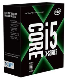 INTEL Core i5-7640X / 4 jader / 4 Threads / 4,00GHz / 6MB / LGA2066