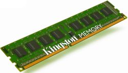 KINGSTON 4GB DDR3L 1600MHz / DIMM / CL11 / 1,35V KVR16LN11/4