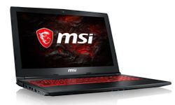 "MSI GL62M 7RDX-1826CZ / 15,6"" FHD / i5-7300HQ / 8GB / 128SSD + 1TB / GeForce GTX 1050 4GB / Win10 Home"