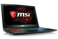 "MSI GP62M 7REX-1823CZ Leopard Pro / 15,6"" FHD / i7-7700HQ / 8GB / 128SSD + 1TB / GeForce GTX 1050 Ti 4GB / Win10 Home"