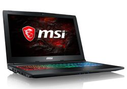 "MSI GP62MVR 7RFX-1001CZ Leopard Pro / 15,6"" FHD / i7-7700HQ / 8GB / 128SSD + 1TB / GeForce GTX 1060 3GB / Win10 Home"
