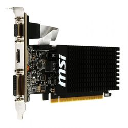 MSI N710 1GD3H LP / PCI-E / 1GB GDDR3 / DVI-D / HDMI / VGA