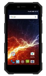 "myPhone Hammer Energy - černý 5"" IPS/1280x720/IP68/16GB/2GB RAM/8Mpx + 2Mpx/Android 6"