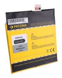 PATONA baterie pro tablet PC Amazon Kindle Fire 4440mAh 3.7V Li-Ion PT3122
