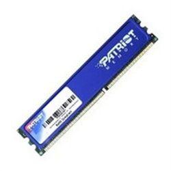 Patriot RAM DDR2 2GB SL PC2-6400 800MHz, W/Blue HS CL6 (PSD22G80026H)