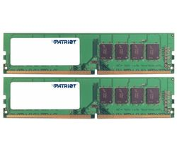 PATRIOT Signature 16GB DDR4 2400MHz / DIMM / CL17 / KIT 2x 8GB