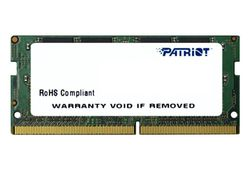 PATRIOT Signature 8GB DDR4 2133MHz / SO-DIMM / CL15 / 1,2V PSD48G213382S