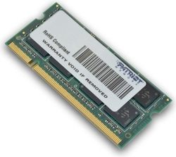 Patriot SO-DIMM DDR2 2GB SL PC2-6400 800MHz CL6