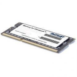 Patriot SO-DIMM DDR3 4GB, PC3-12800 1600MHz CL11