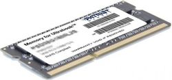 Patriot SO-DIMM DDR3 8GB, Ultrabook série PC3-12800 1600MHz CL11 1,35V