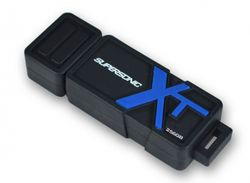 Patriot USB 3.0 disk Supersonic Boost XT 256GB, černý PEF256GSBUSB