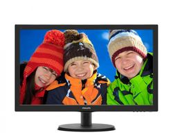 "PHILIPS 21,5"" LED 223V5LHSB2/ 1920x1080/ TN/ 16:9/ 5ms/ 200cd/m2/ HDMI/ D-SUB/ VESA 100x100"