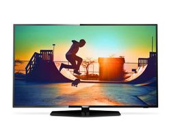 "PHILIPS LED TV 50""/ 50PUS6162/ 4K Ultra HD 3840x2160/ DVB-T2/S2/C/ H.265/HEVC/ 3xHDMI/ 2xUSB/ Wi-Fi/ LAN/ A+"