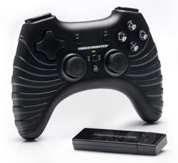 THRUSTMASTER Bezdrátový Gamepad T-Wireless Black pro PC a PS3