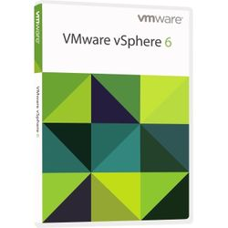 VMware vSphere 6 Essentials Plus Kit for 3 hosts (Max 2 processors per host) VS6-ESP-KIT-C