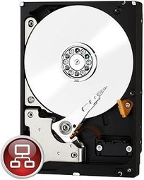 Western Digital Red 4000GB 64MB cache (WD40EFRX)
