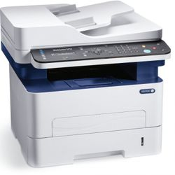 Xerox WORKCENTRE 3215 MULTIFUNCTION PRINTER, PRINT/COPY/SCAN/FAX, UP TO 27 PPM, LETTER/LEGAL, PS/PCL, USB/ETHERNET/WI