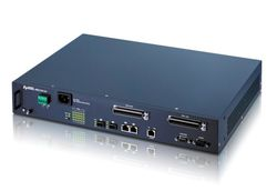 ZyXEL VES1724-56, 24-port VDSL2 Switch, 100Mbps / 100Mbps over phone cable, AC input, AnnexA, Slave device P-870HN-51b