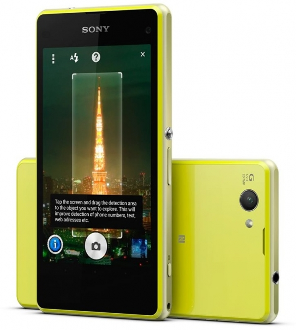Sony Xperia Z1 Compact (D5503) Lime